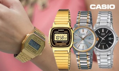 Casio Wristwatches 00