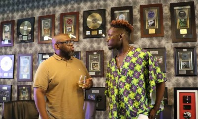 Mr Eazi signs Exclusive Licensing Deal with Universal Africa 00