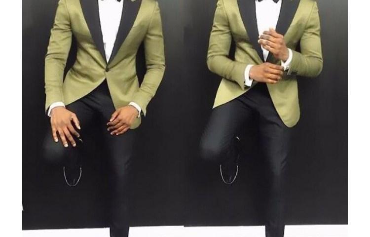 Tuxedo Men Suit