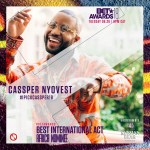 You Won't Believe What Cassper Nyovest Has To Say About His Nomination For BET Awards 2018