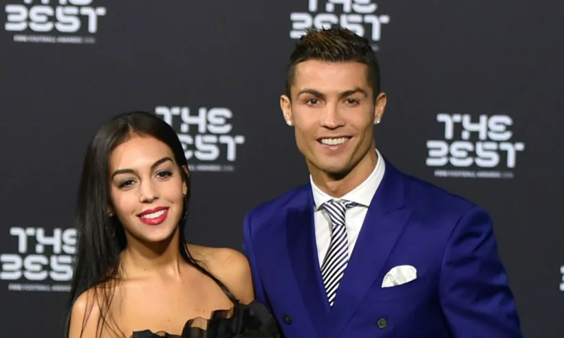 Cristiano Ronaldo and girlfriend, Georgina Rodriguez 00