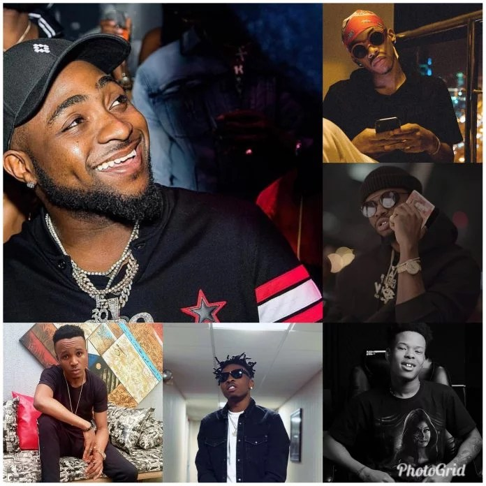 Davido and Stars Made