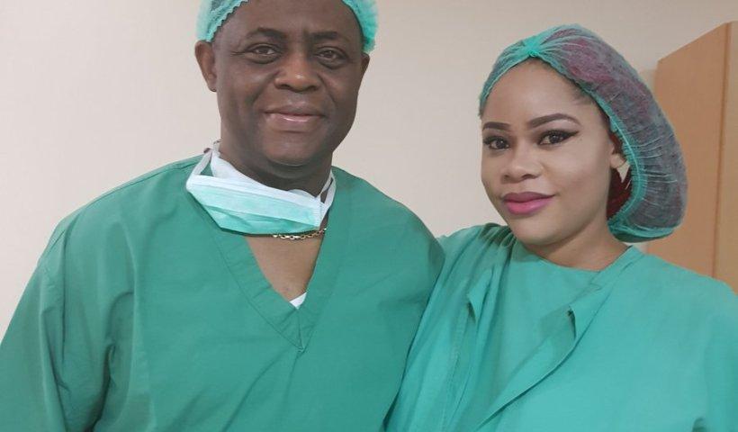Femi Fani-Kayode Welcome Triplets