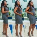 It's A Boy, As Linda Ikeji Gives Birth to Baby Boy In USA