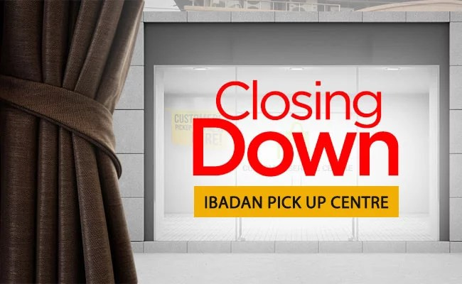 Mall For Africa Shut Down Ibadan Pick Up Centre