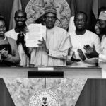 Breaking: President Buhari Signs #NotTooYoungToRun Bill Into Law