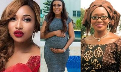 Tonto Dike Blasts Kemi Olunloyo Over Linda Ikeji Pregnancy