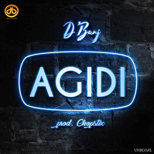 Dbanj -- Agidi Cover Art