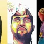 How Kanye West's Ye Album, Accidentally Leds Folks to Discover Burna Boy And Also Boosts His Streams By 200%