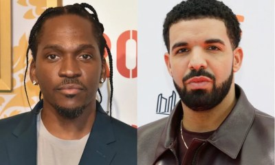 Pusha T and Drake