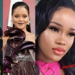Photos Prove: Seven Times You Might Think That Cee-C Is Rihanna's Sister