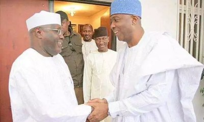 Atiku and Saraki