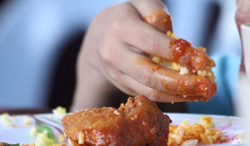 Eating With Your Hands