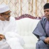 Buhari and Yemi Osinbajo