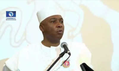 Bukola Saraki Declares for President