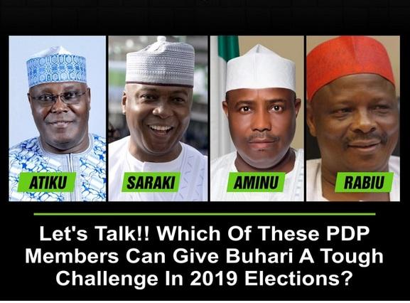 PDP Members