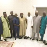 #OsunDecides : Sen Iyiola Omisore On A Mission to Dine With the Devil, As He Join Forces to Work With APC For the Re-Run Election In Osun + 4 Reasons Iyiola Omisore Agreed to Work With APC