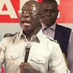 "Adams Oshiomole Mistakenly Admits That APC Rigged Osun Election "" Only People Who Can Accept The Pain Of Rigging Should Participate In Election """