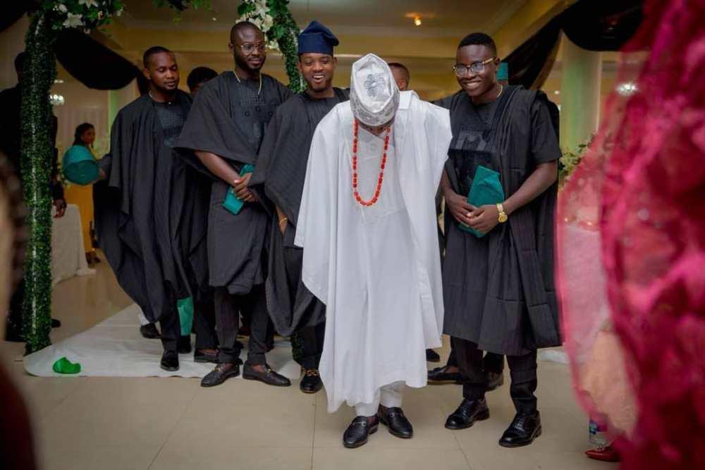 Biola and Gbemi Weds In Ibadan 00