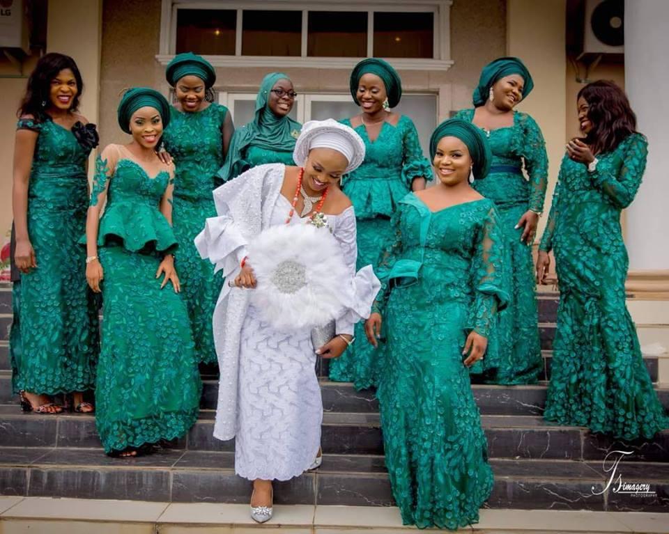 Biola and Gbemi Weds In Ibadan 03