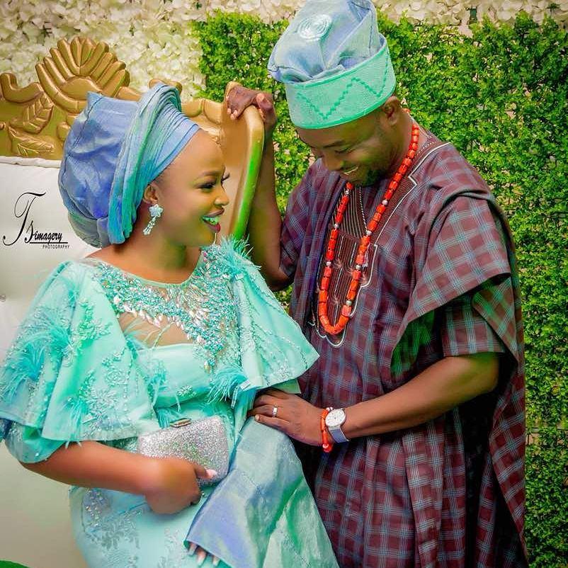 Biola and Gbemi Weds In Ibadan 10