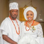 #BioGbems18: Fashion Entrepreneur Gbemisola Noah Tie The Knot With His Longtime Girlfriend Biola Bisiriyu In Ibadan