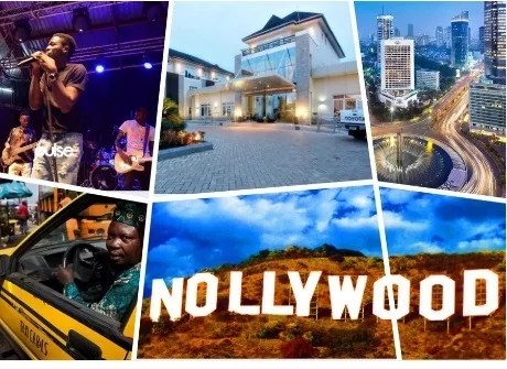 Lagos The Home Of Nollywood Industry