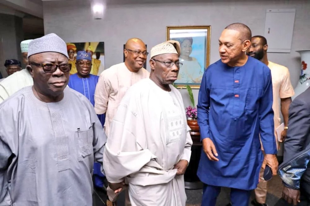 Obasanjo Forgives & Declares Support for Atiku As Nigeria President In 2019 01
