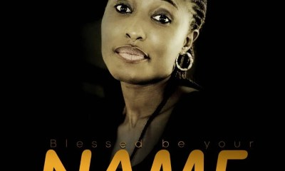 Olasumbo -- Blessed Be Your Name (Prod By Mr Time) Art (2)
