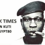 """Make Grammy Come Chill for Shrine As Seun Kuti Nominate for Grammy Awards 2019 With """" Black Times """" Album"""