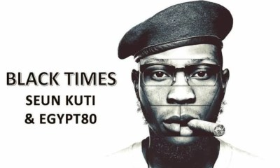 Seun Kuti Nominate For Grammy Awards