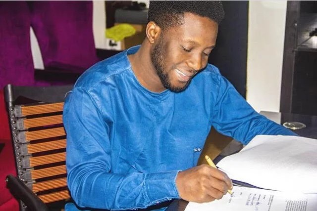 Yemy TPX Signed to AW Records 02