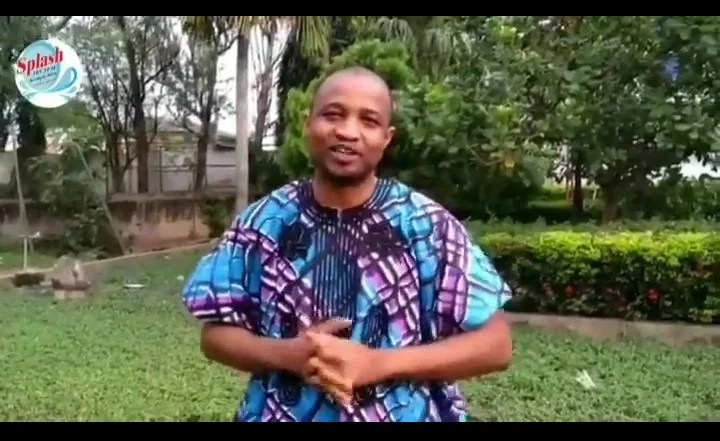 Edmund Obilo Returns Back to Splash FM