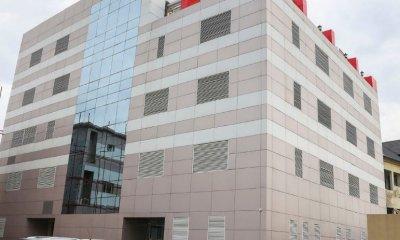 Inside View Of Akin Alabi & Nairabet Multi-Million Naira Mansion Office