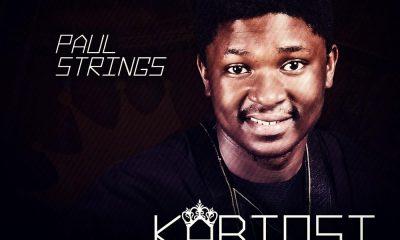 Paul Strings -- Kabiosi Cover Art