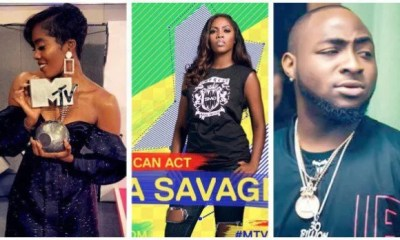 Tiwa Savage Wins 2018 MTV Europe Music Awards