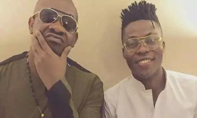Don Jazzy and Reekado Banks
