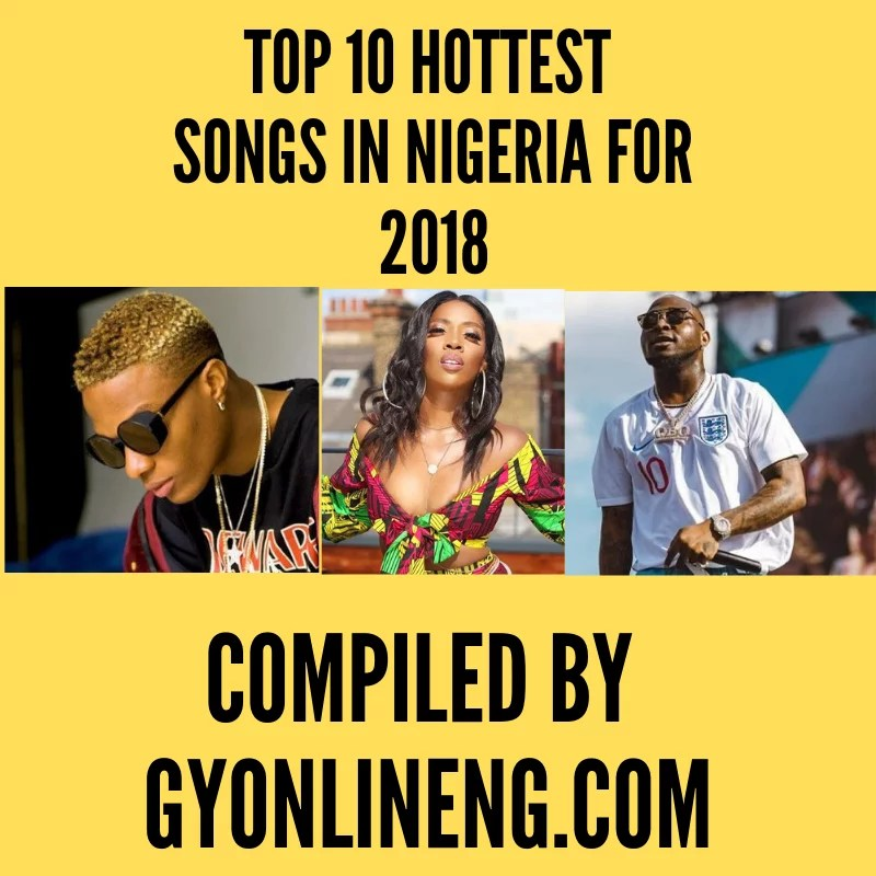Hottest Songs In Nigeria