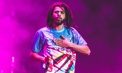 J.Cole's KOD Goes Platinum Without Features