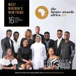 #TFAA2018 :Davido, Ahmed Musa, Adesua Etomi, Falz, Zainab Balogun & Others Nominate For The Future Awards Africa 2018 Tagged #NigeriasNewTribe + Full List of Nominees for The Future Awards Africa 2018