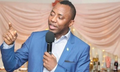 A Woman Call Out Sowore for Not Exposing Raped Video Cases