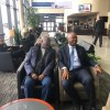 Atiku and Saraki In USA