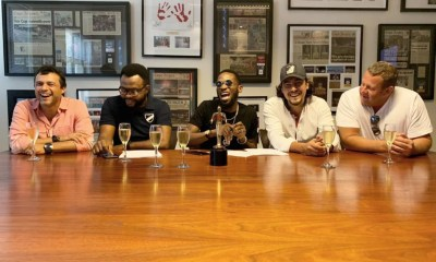 D'Banj Signs with CSA Global