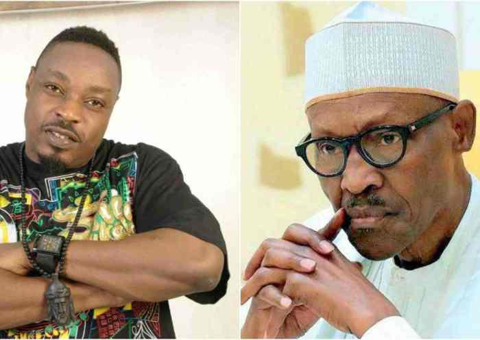 Eedris and Buhari