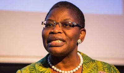 Oby Ezekwesili Resigns From ACPN
