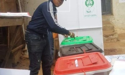 Taiye Currency 25 year Old Son Wins Oyo Assembly Seat