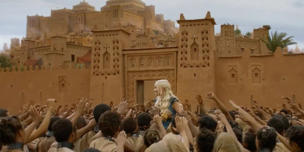 AIT Benhaddou -- Game Of Thrones