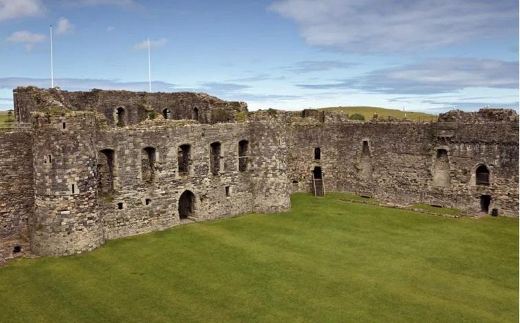 Doune Castle, Stirling, Scotland: Winterfell
