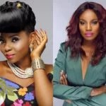 "Yemi Alade Blatantly Rejects "" African Beyonce "" Comparison Compliment From Seyi Shay"
