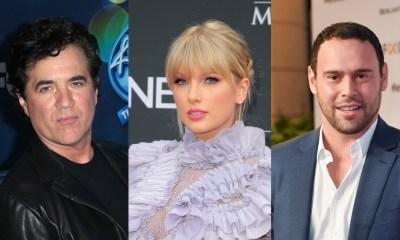 Scott Borchetta vs Taylor Swift and Scooter Braun